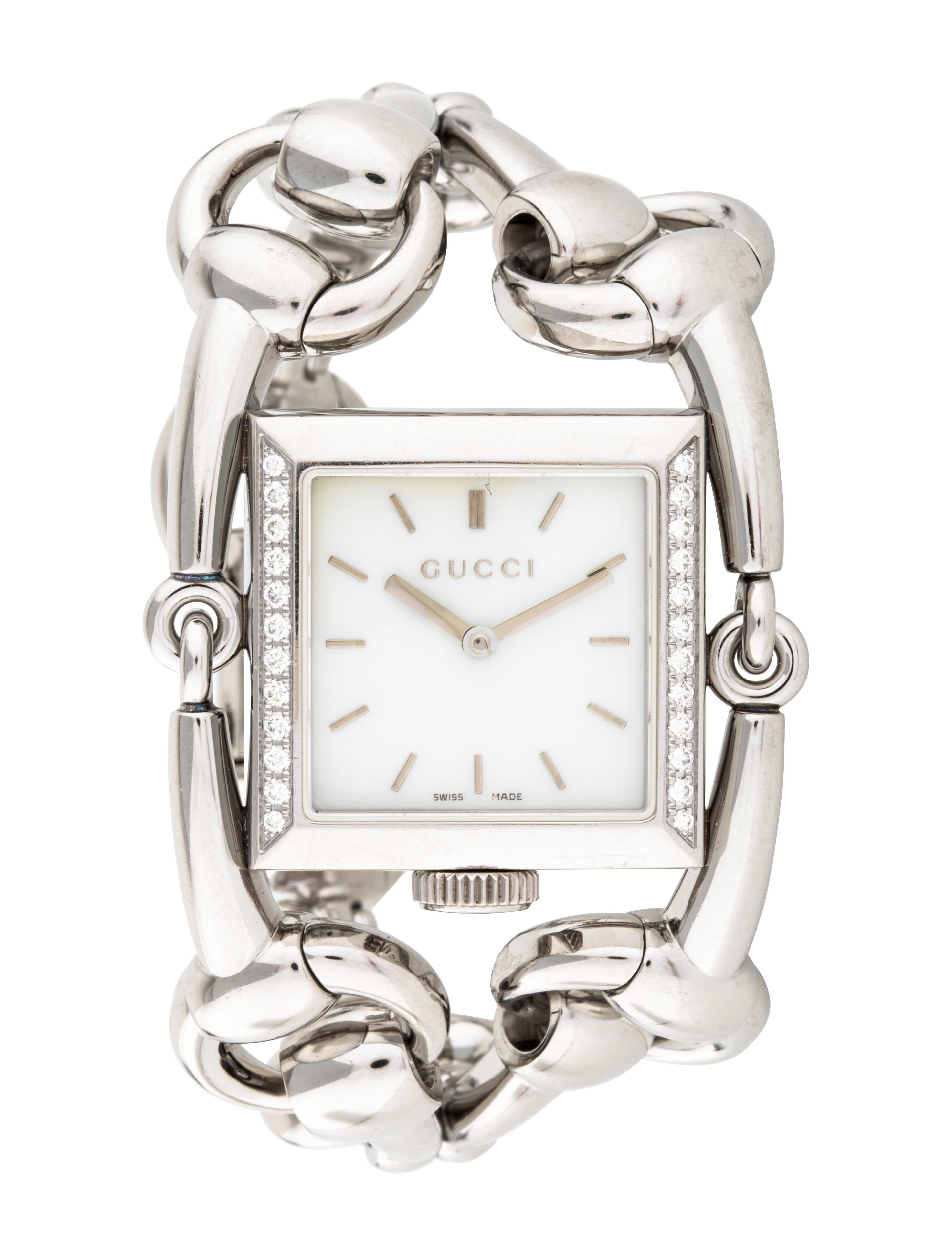 8ed75164cd8 Gucci Signoria Watch - Bracelet - GUC168042