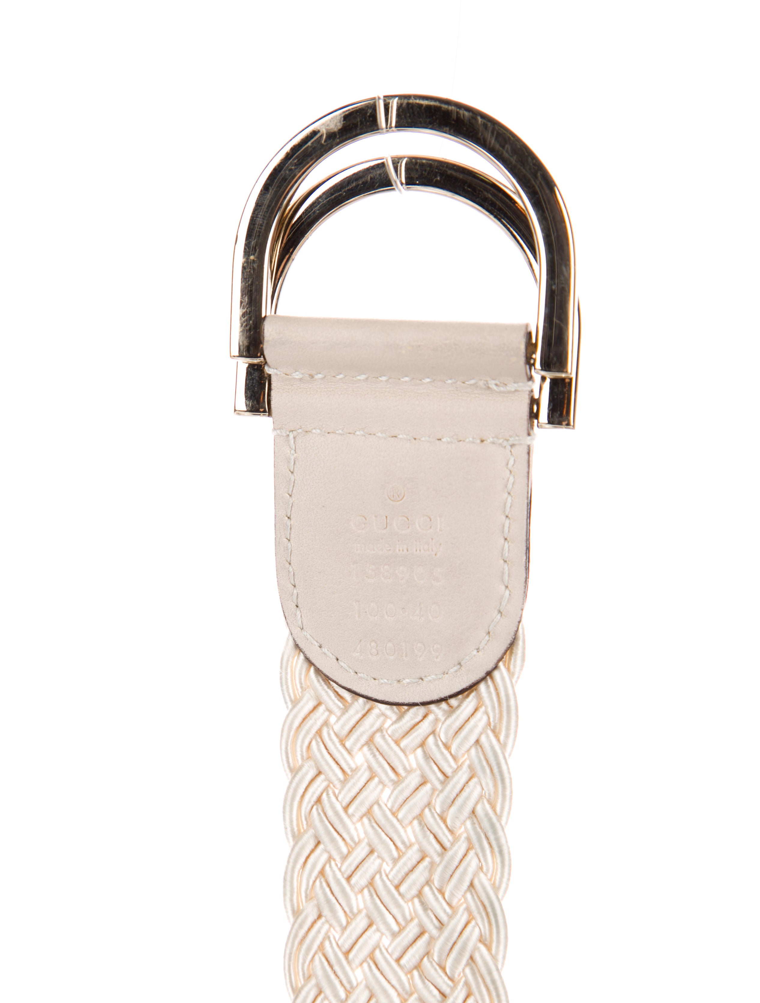 Gucci Belt D Ring Buckle
