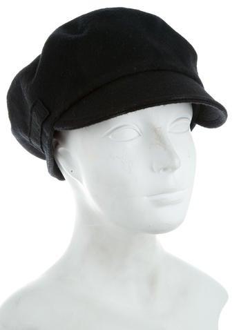 Gucci Wool Military Cap w  Tags - Accessories - GUC170336  4b4105e62ce