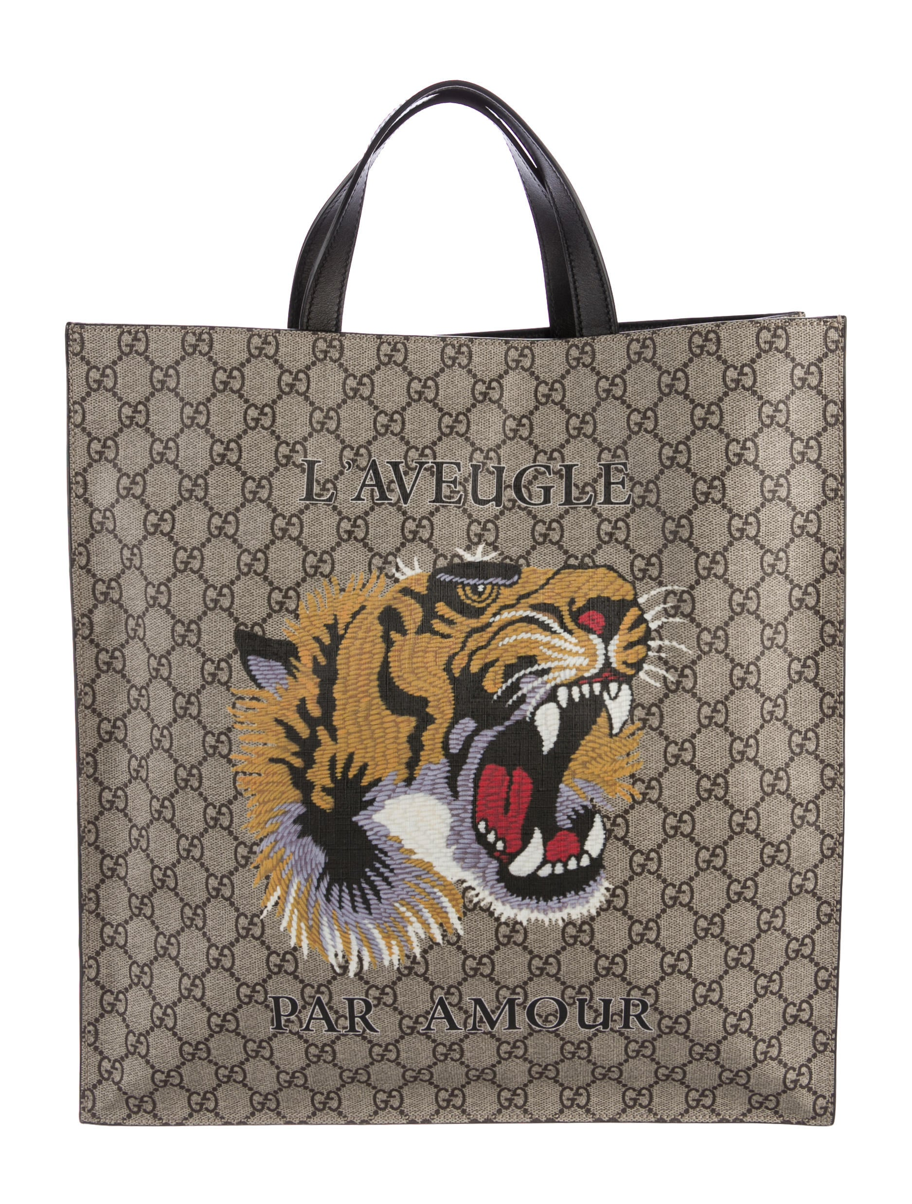 1b97e6245e73 Gucci Tote With Tiger | Stanford Center for Opportunity Policy in ...