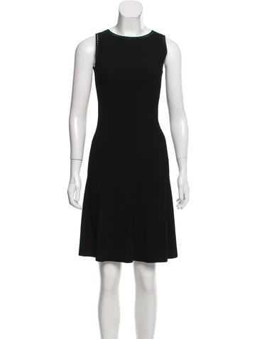 Gucci Knit Knee-Length Dress None