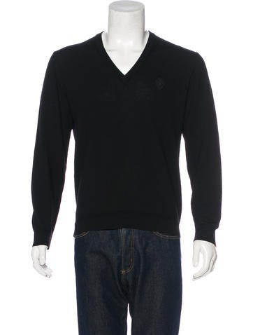 Gucci Virgin Wool Sweater None
