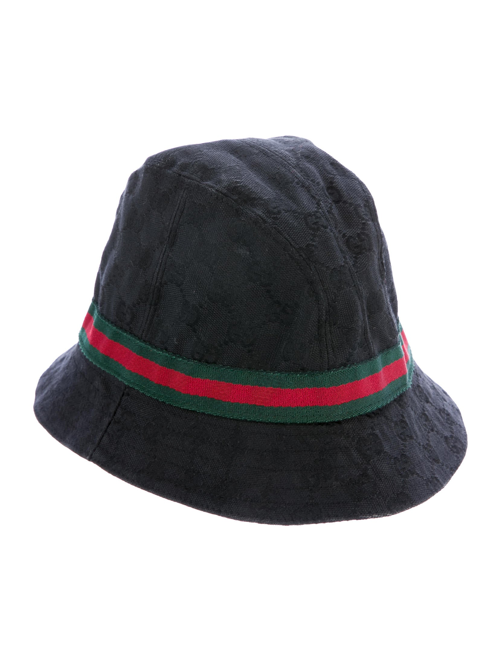 Gucci GG Web Bucket Hat - Accessories - GUC172044  ce5f40242f1