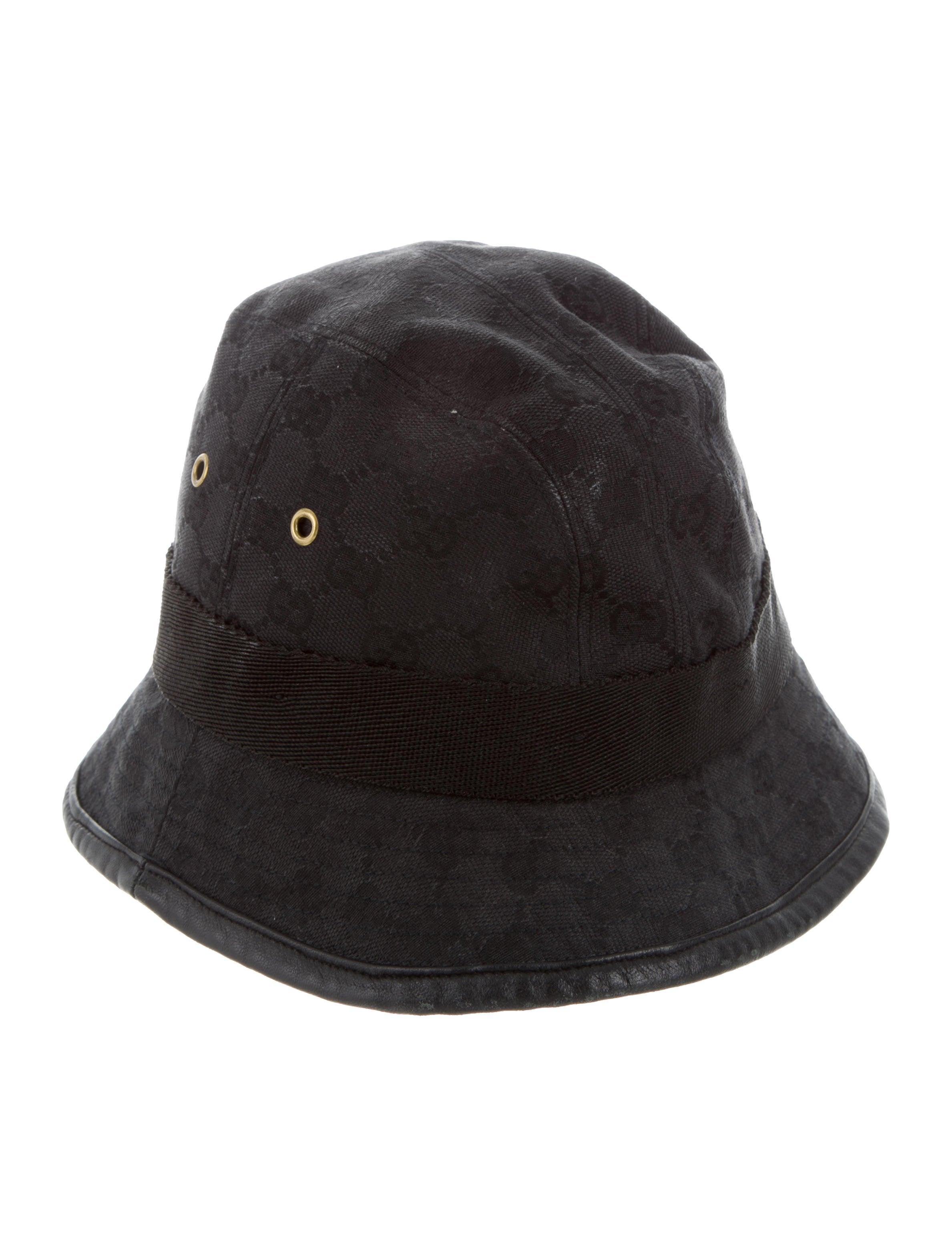 Gucci GG Supreme Bucket Hat - Accessories - GUC174770  cd3debfab18