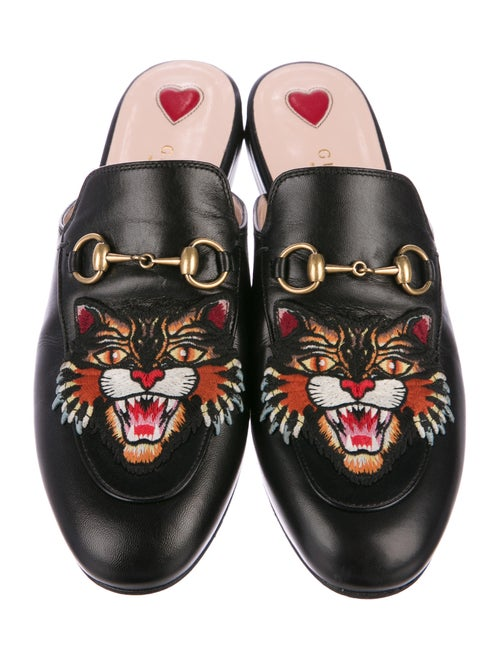 732ed9ee0 Gucci 2017 Angry Cat Princetown Loafers - Shoes - GUC177073   The ...