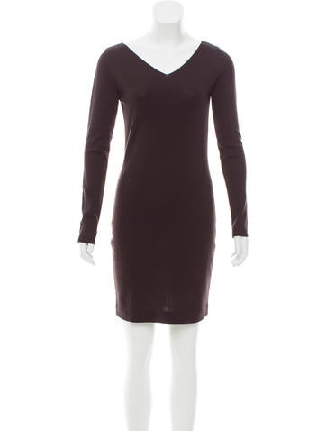 Gucci Wool Sweater Dress None
