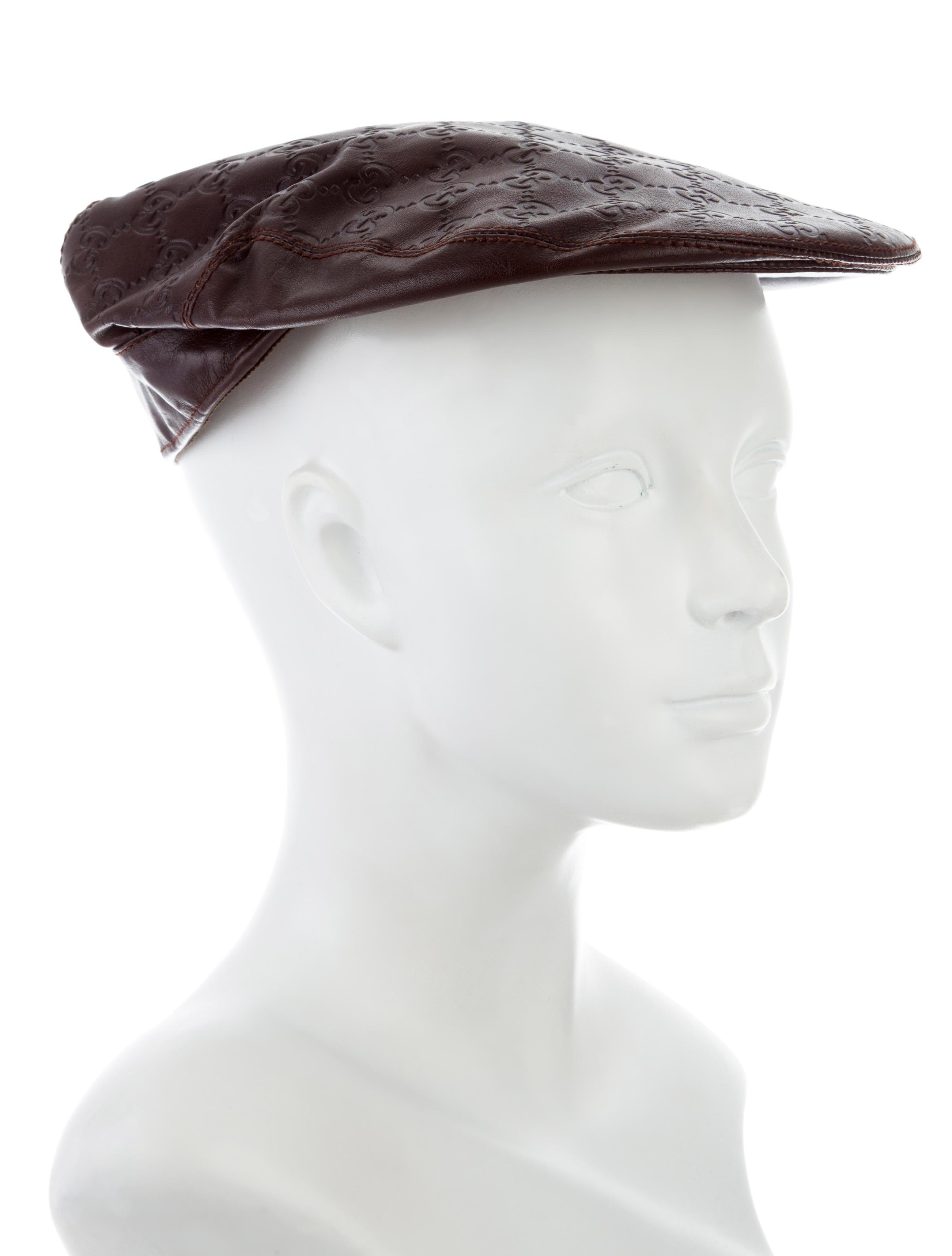 5be675917e350 Gucci Mens Newsboy Hat