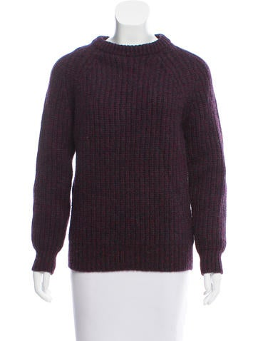 Gucci Cashmere & Wool Sweater None