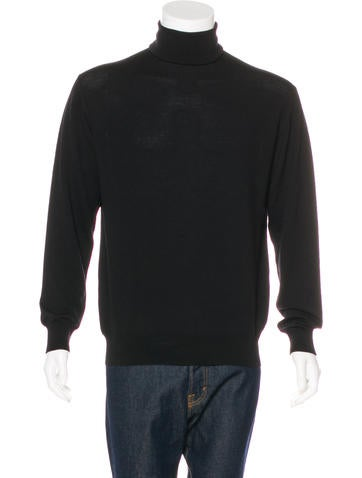 Gucci Long Sleeve Turtleneck Sweater None