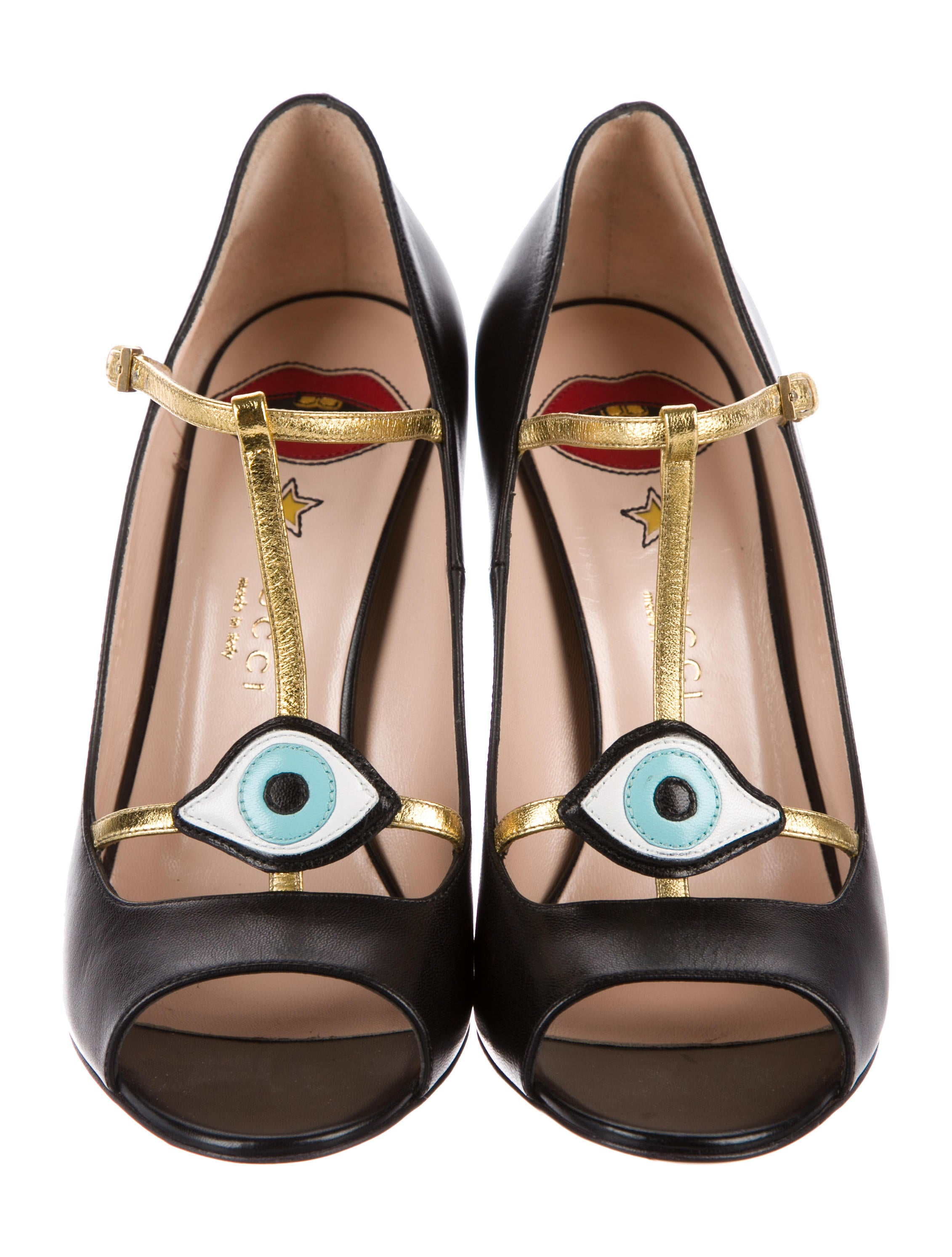 Gucci Shoes Buckle Women