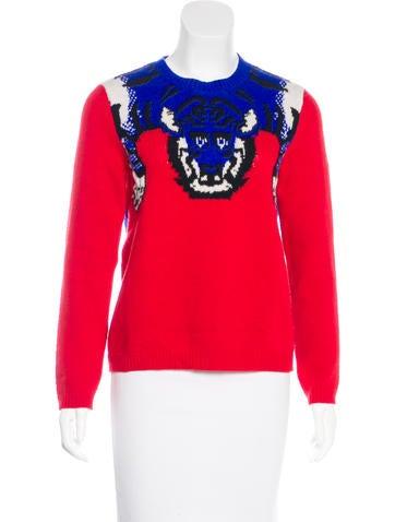 Gucci 2016 Wool Sweater None