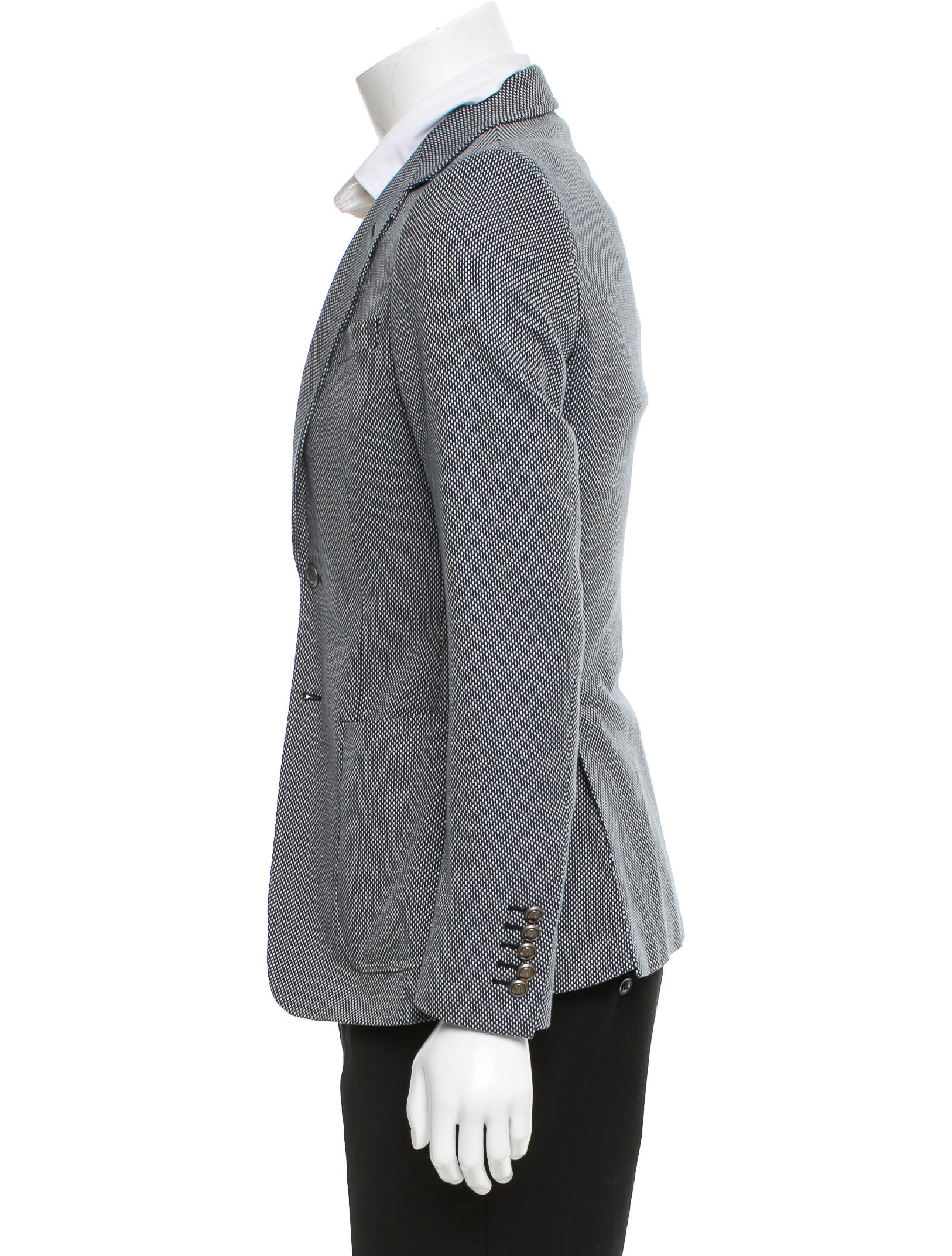 Gucci Two-Button Sport Coat - Clothing - GUC180231 | The RealReal