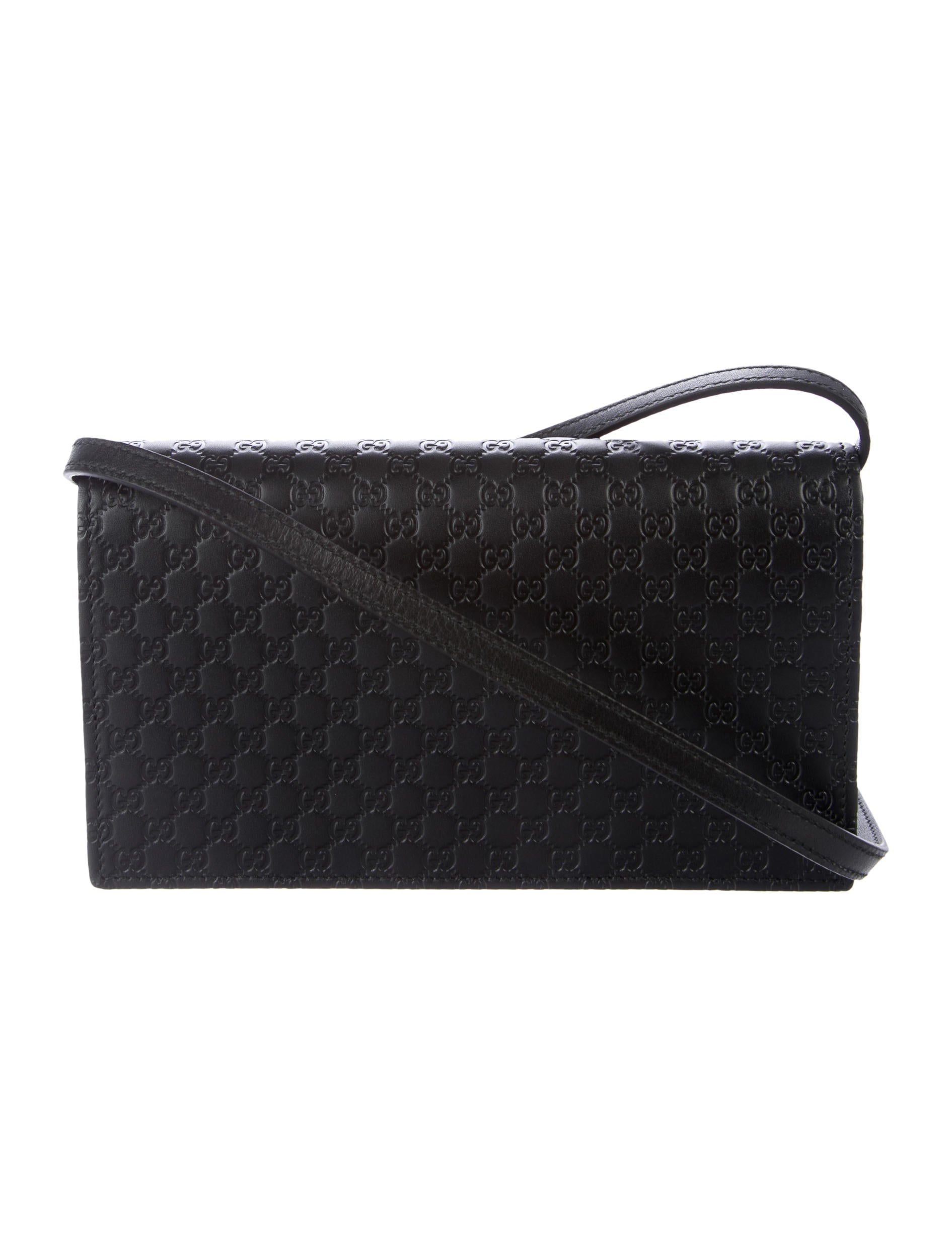 d719ec7a86c5 Gucci Microguccissima Wallet Crossbody | Stanford Center for ...
