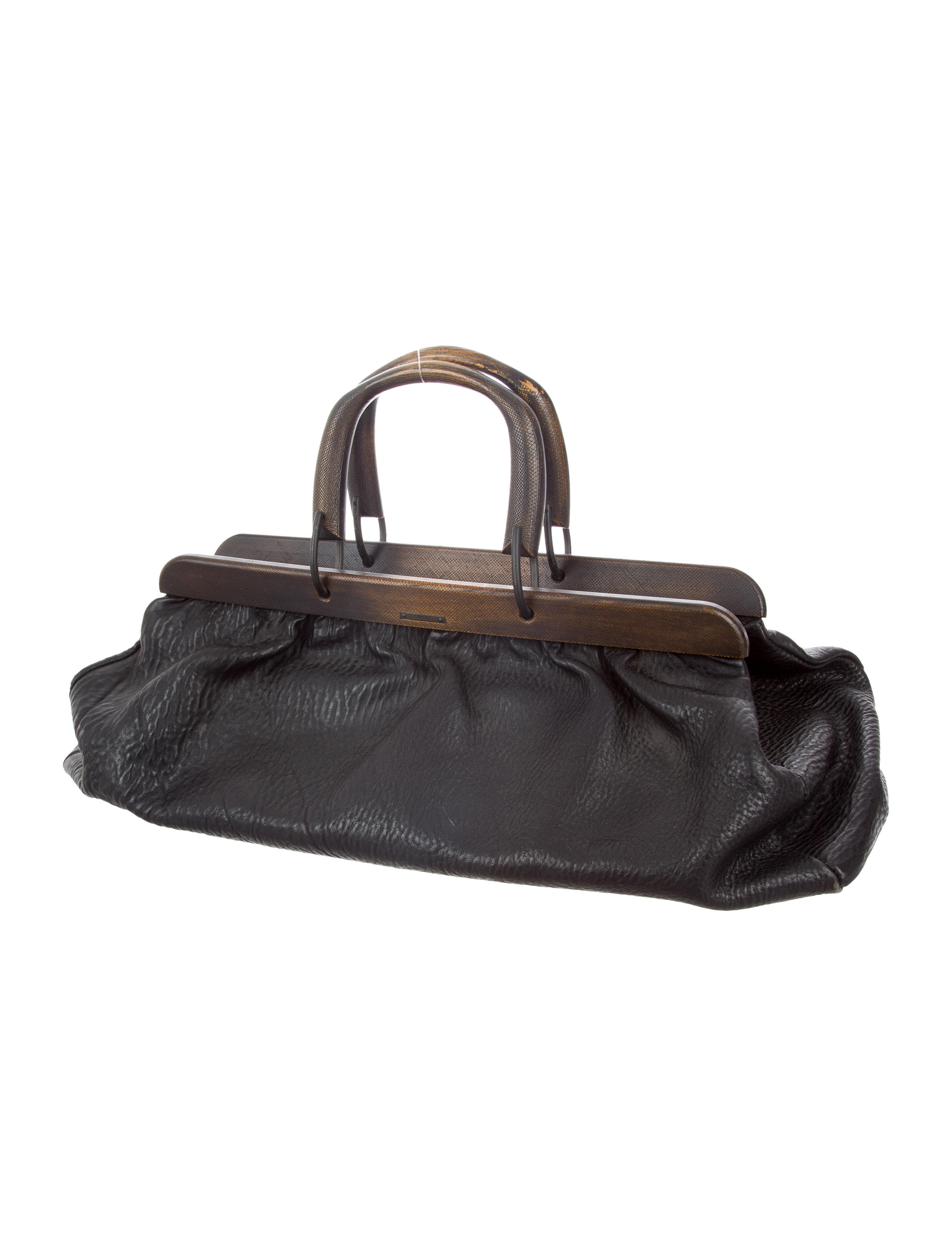 86bbba0b5f09 Gucci Bag With Wooden Handles | Stanford Center for Opportunity ...