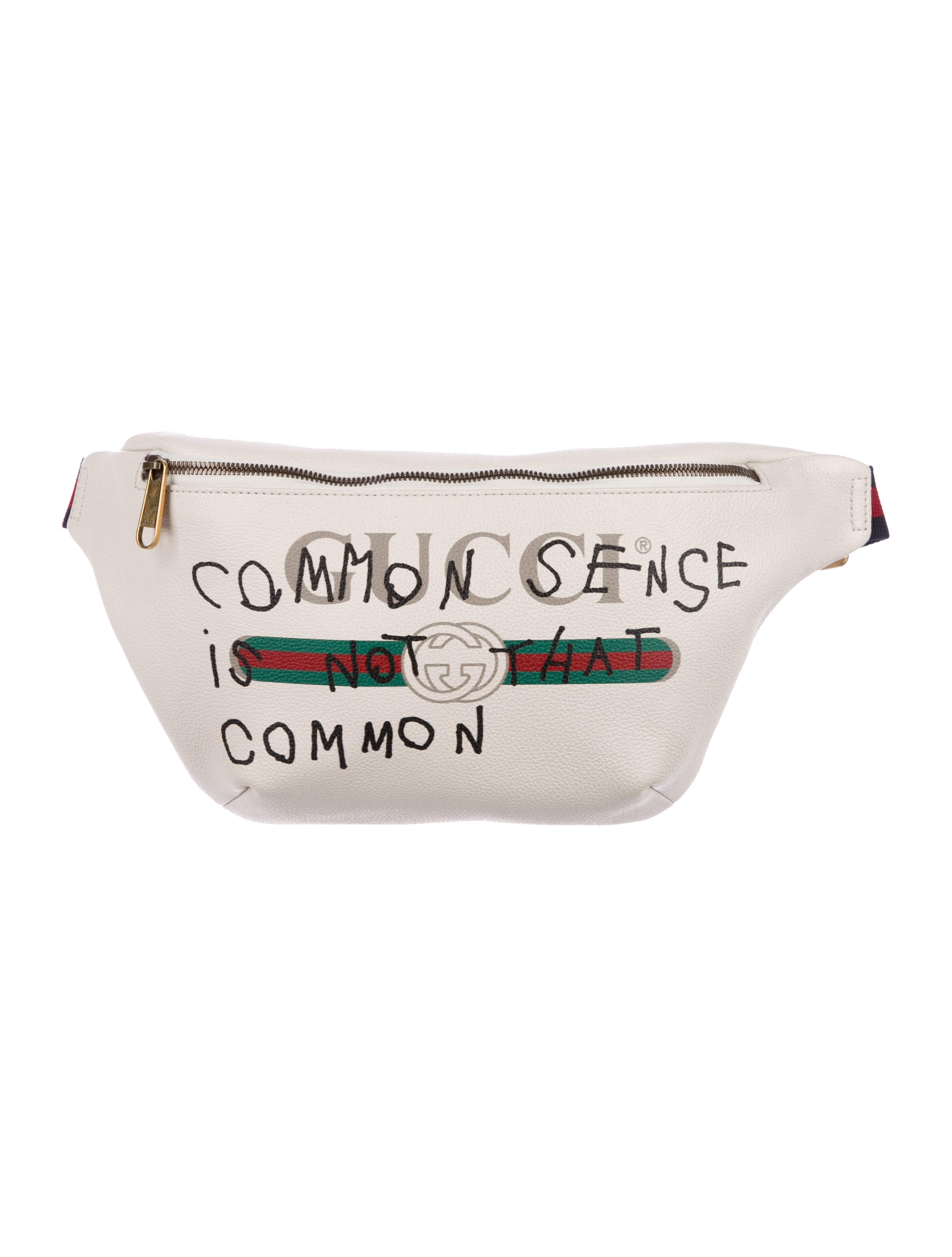 d84800eb3 Gucci Coco Capitan Belt Bag White | Stanford Center for Opportunity ...