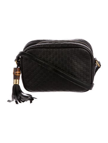 9ecbe063a35 Gucci Microguccissima Sunshine Disco Bag - Handbags - GUC181875 ...
