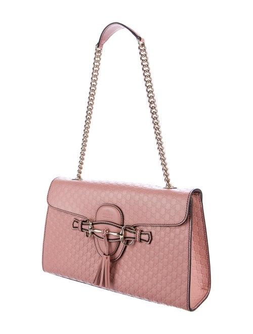 503424c6a Gucci Microguccissima Medium Emily Shoulder Bag - Handbags ...