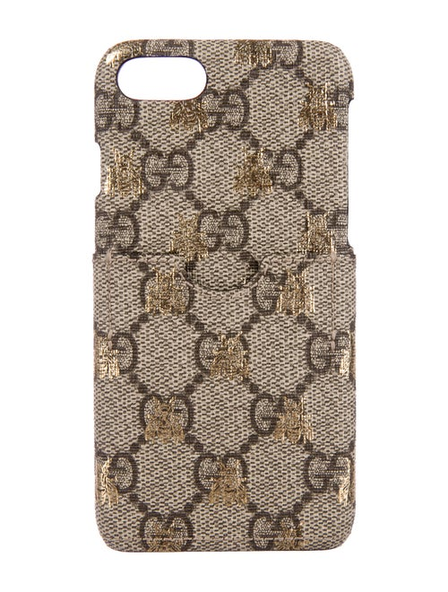 sale retailer 06fb8 0ed35 2018 Supreme Bees iPhone 7 Case