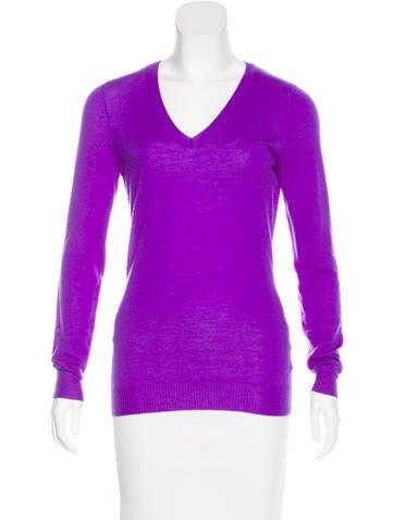 Gucci Knit Cashmere Sweater None