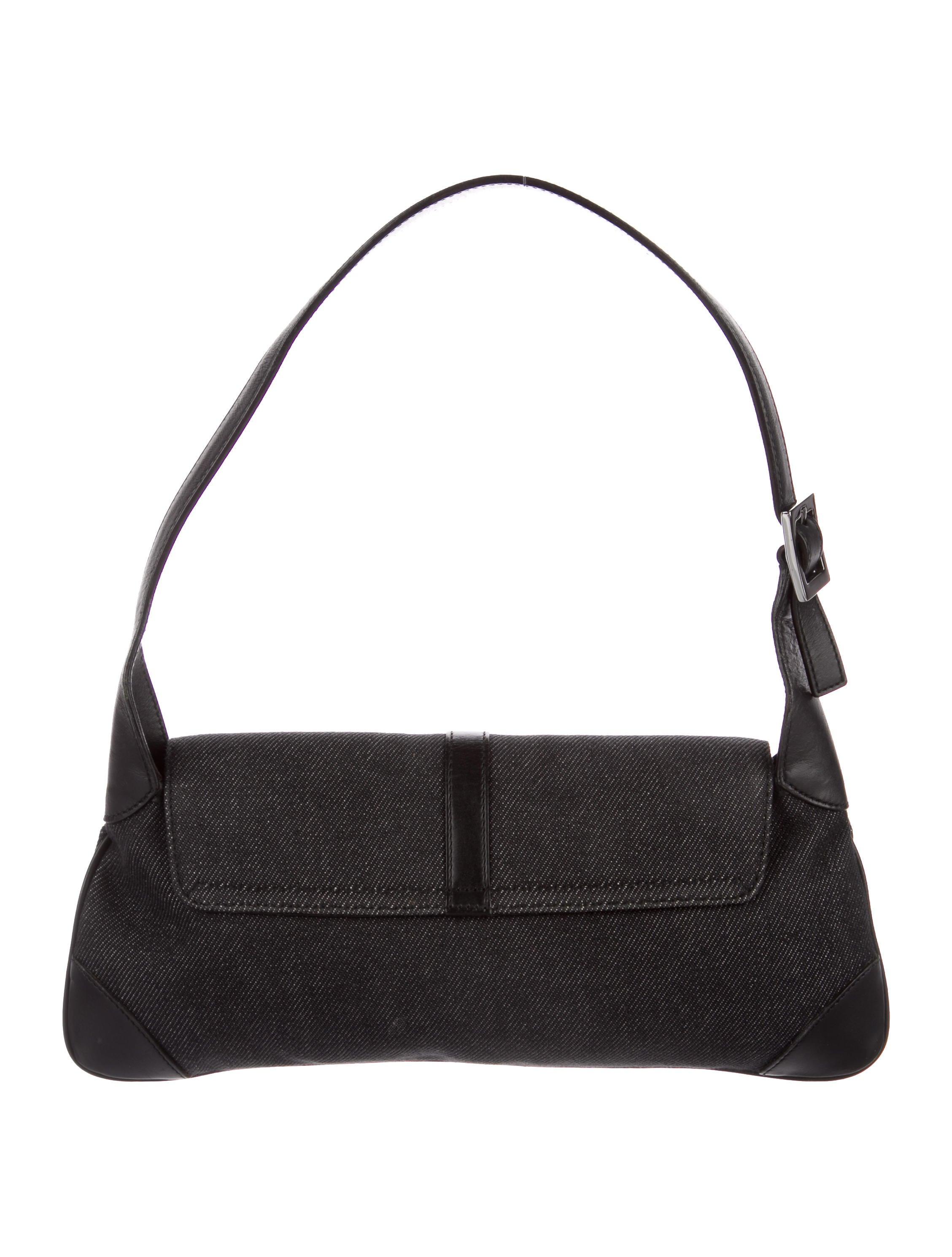 a7ca6bb70c1a7 Gucci Denim Jackie Bag - Handbags - GUC184508