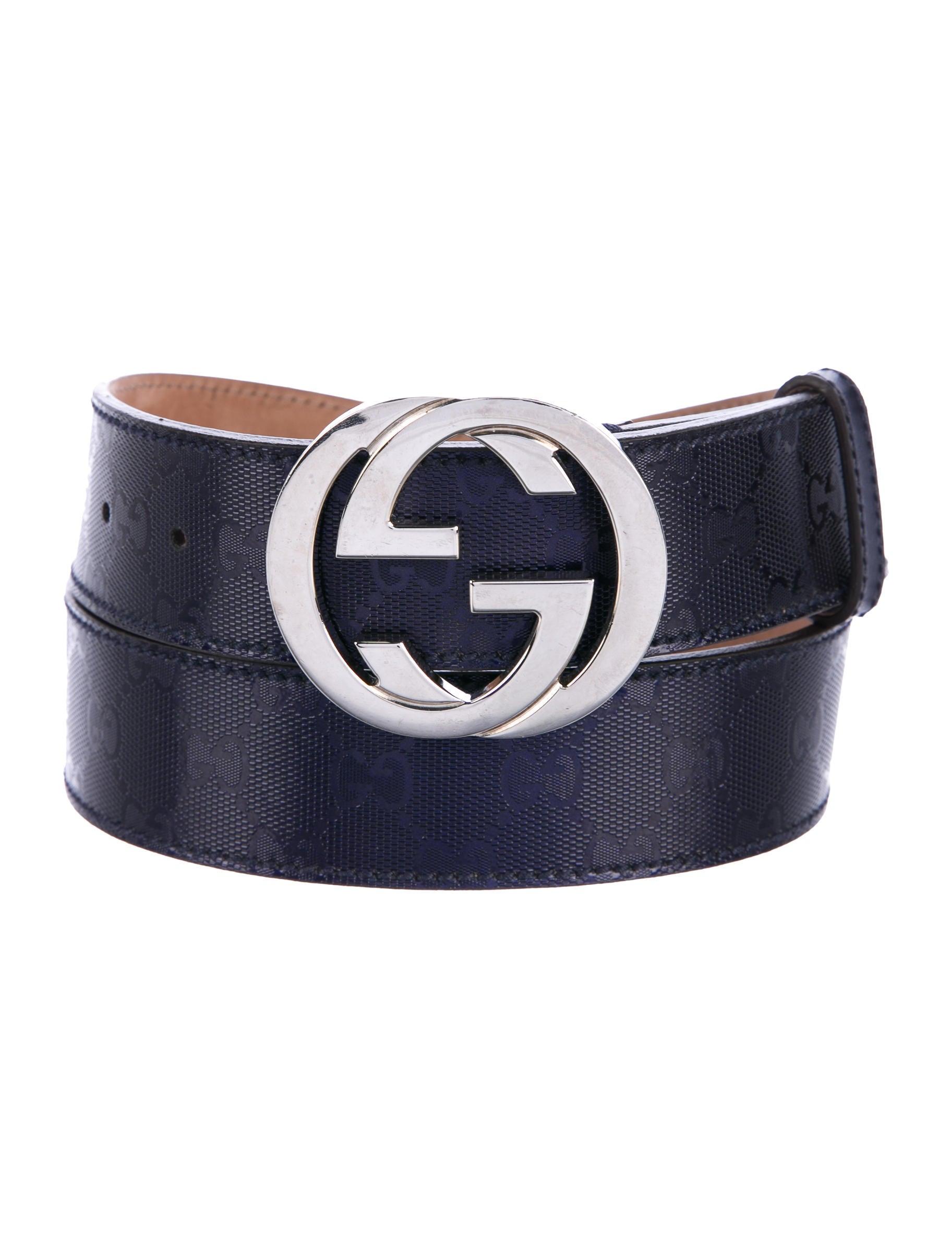 d1c3553e2b3 Gucci GG Imprimé Belt - Accessories - GUC184532