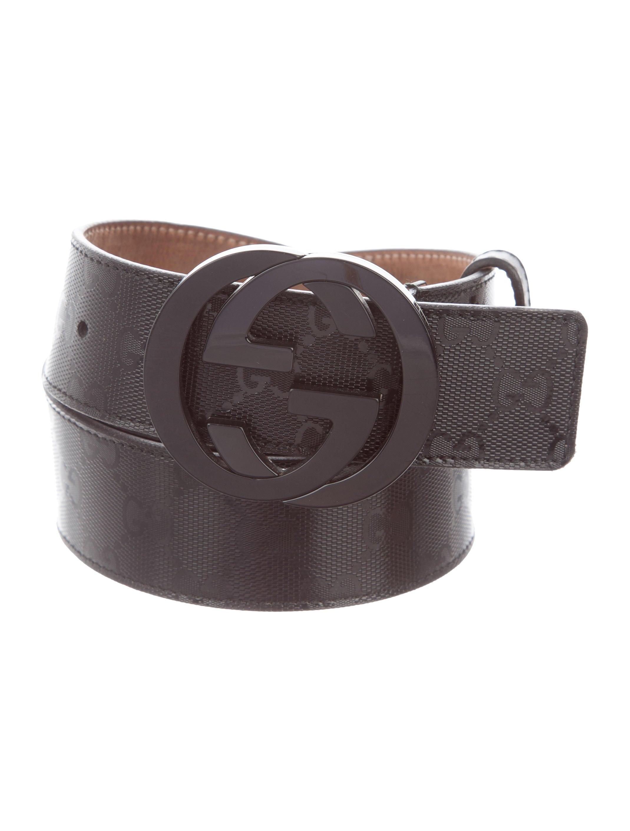 a6cf8062996 Gucci Imprimé GG Belt - Accessories - GUC185989