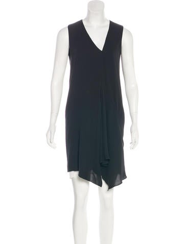 Gucci Silk Mini Dress None