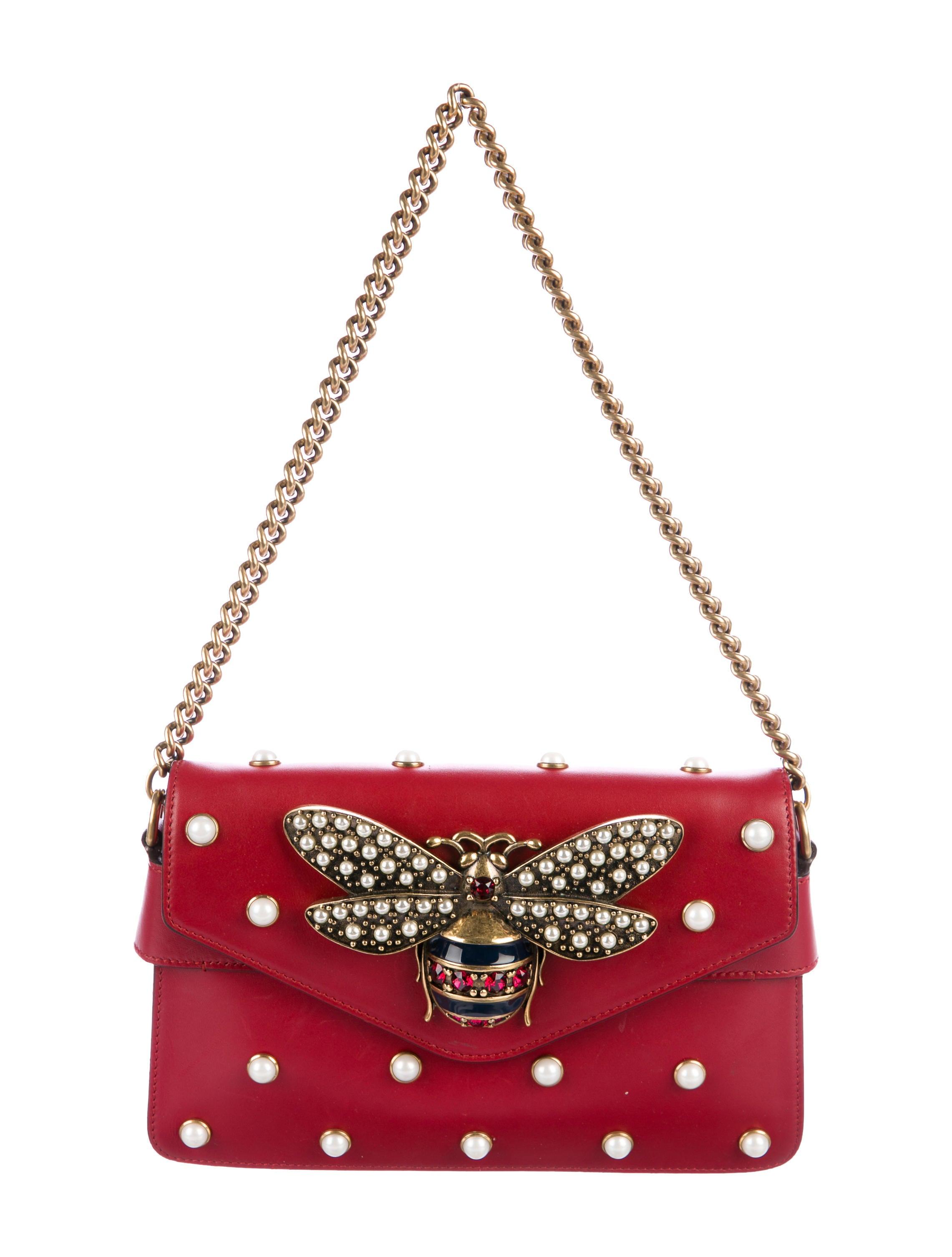 9e2b8b84bd0 Gucci 2017 Broadway Mini Bag - Handbags - GUC186400