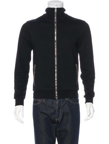 Gucci Web-Trimmed Sweatshirt None