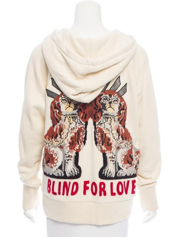 Gucci 2017 Blind For Love Sweatshirt Clothing