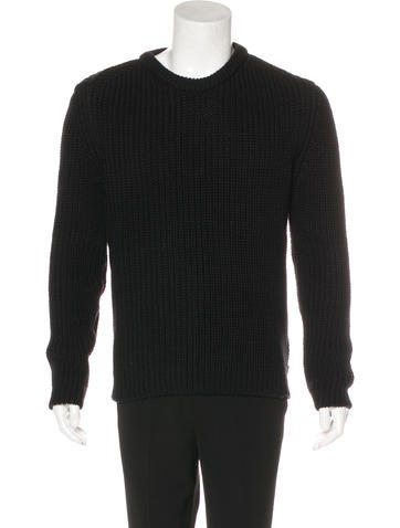 Gucci Wool Crew Neck Sweater w/ Tags None