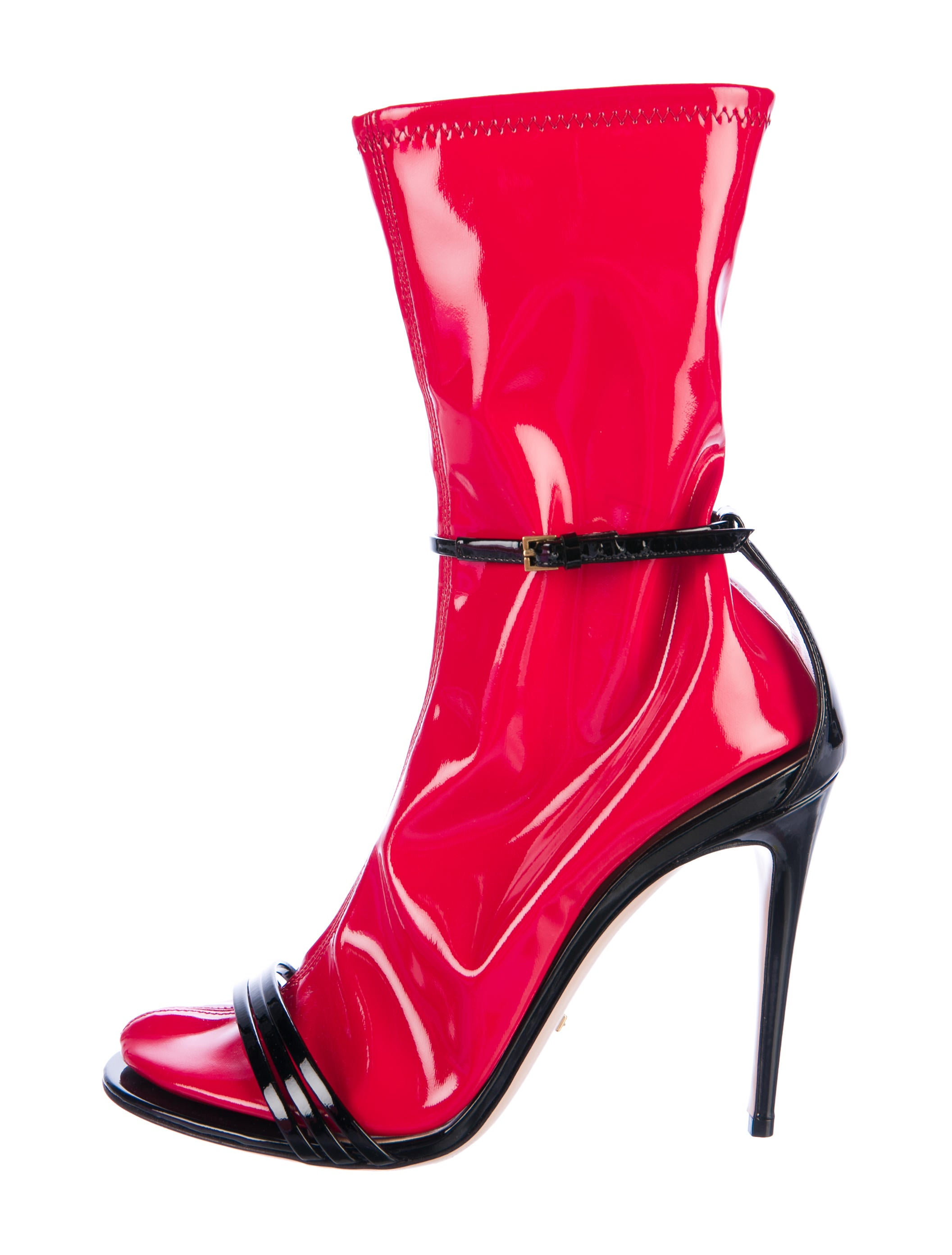 Gucci 2017 Ilse Sock Sandals - Shoes