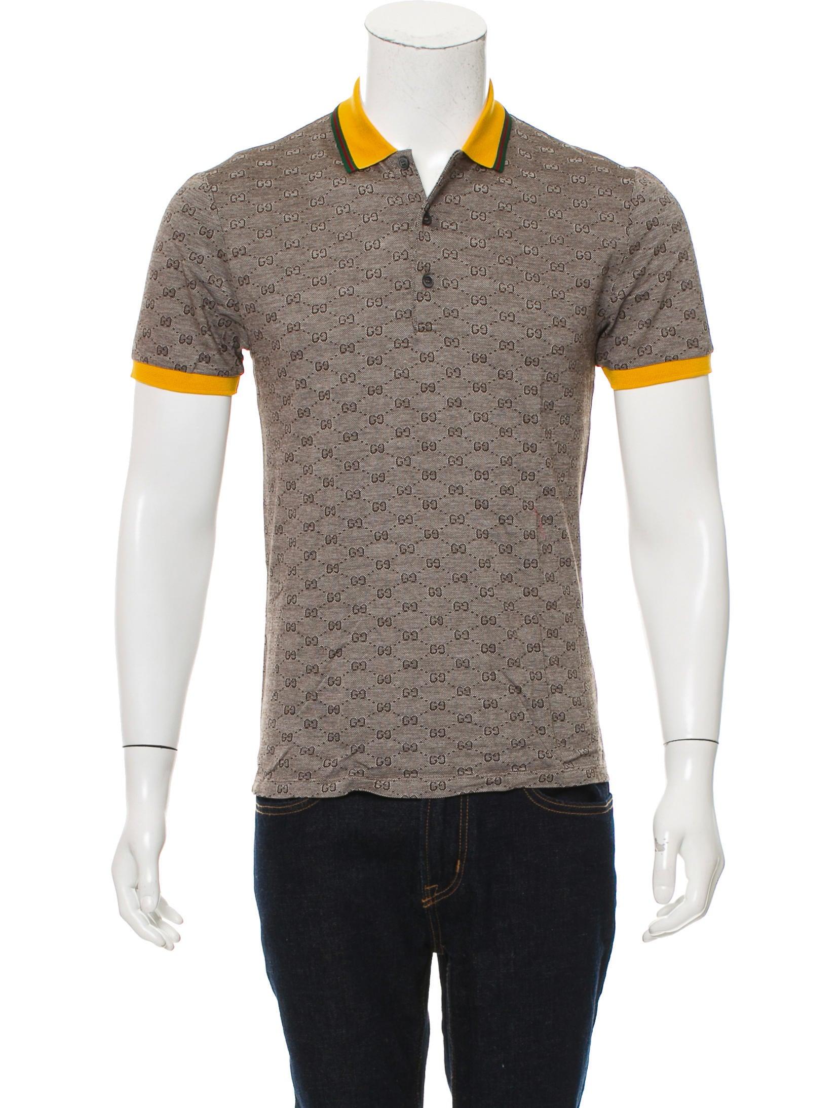 ecf7765b0c6 Gucci GG Supreme Polo Shirt w  Tags - Clothing - GUC188403