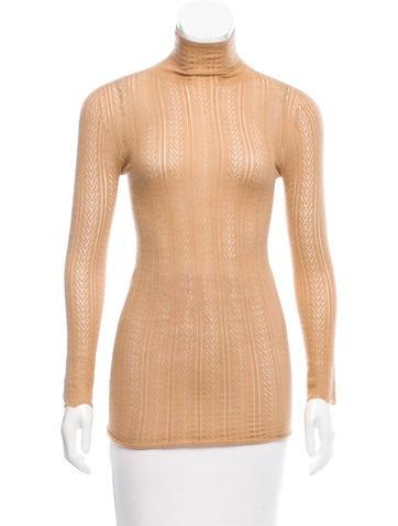 Gucci Cashmere Turtleneck Sweater None