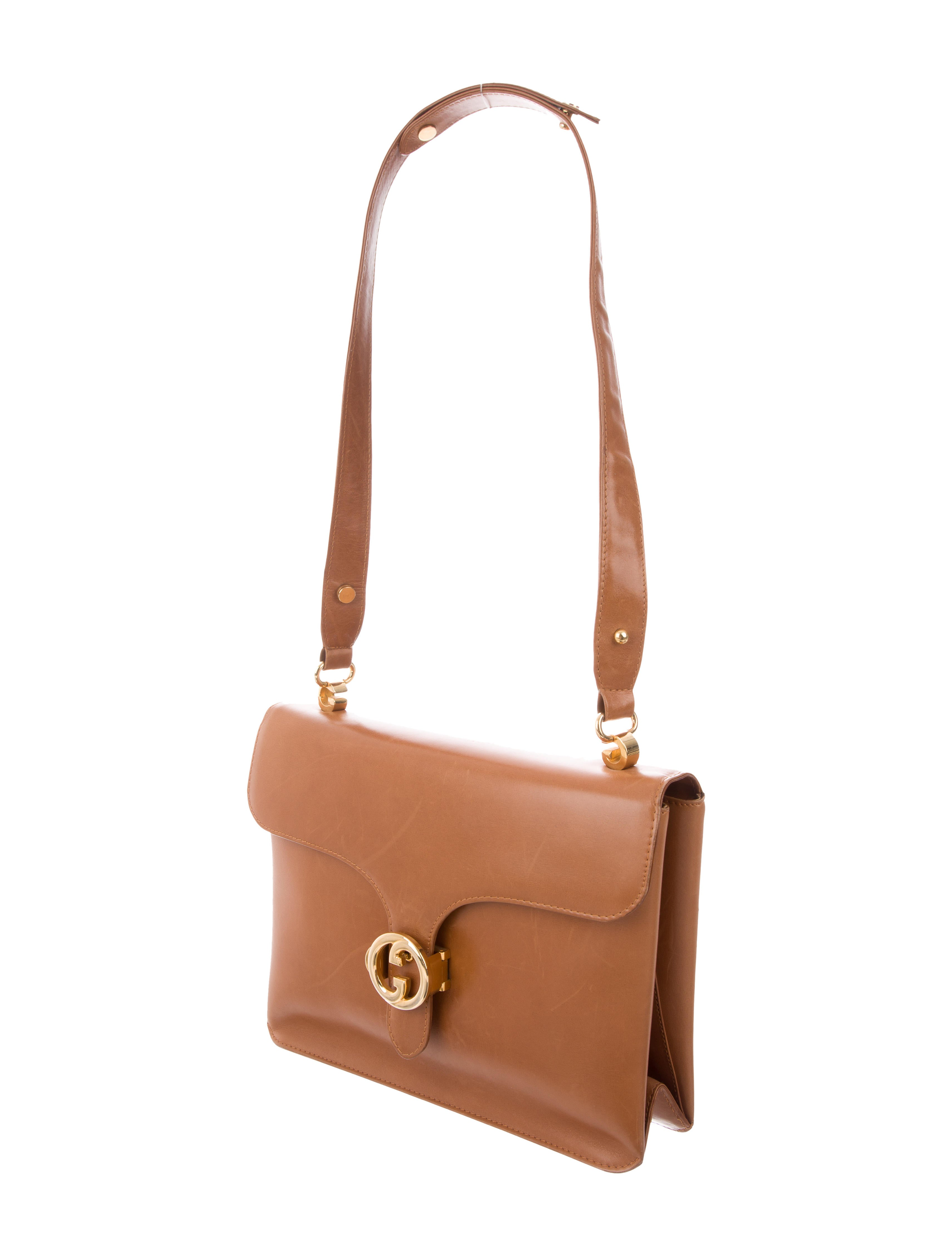 0f1c41047d7e Vintage Leather Gucci Bag - R90659   Stanford Center for Opportunity ...