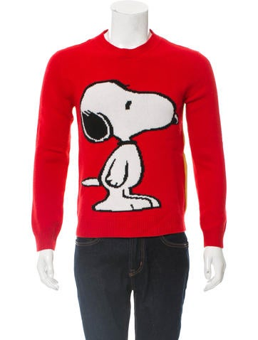 Gucci Wool Snoopy Sweater None