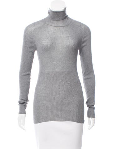 Gucci Long Sleeve Wool Top None
