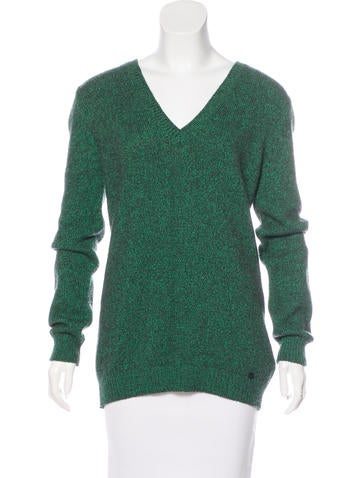 Gucci Wool & Cashmere-Blend Sweater None