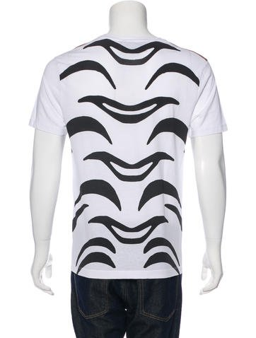 2016 Tiger Graphic T-Shirt w/ Tags