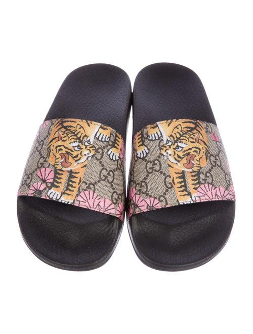566d0138d Gucci 2017 Pursuit Bengal Slide Sandals - Shoes - GUC192250 | The ...