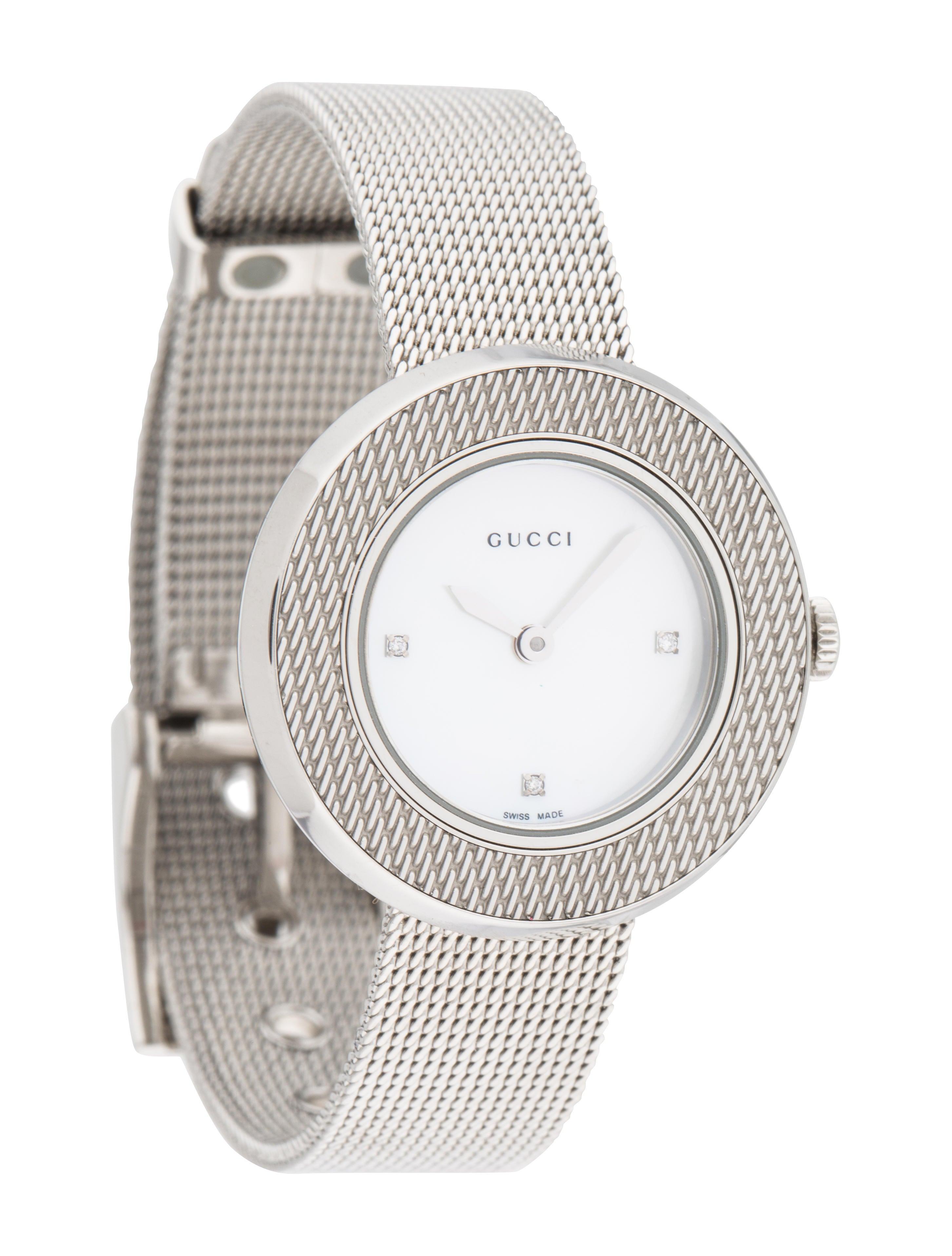2f092b2a7ed Gucci U-Play Watch - Bracelet - GUC193193