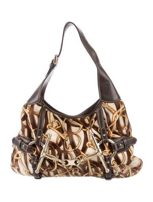 3ec6143fd Gucci 85th Anniversary Horsebit Hobo - Handbags - GUC194762 | The ...