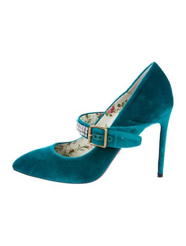 Sylvie Mary Jane Pumps