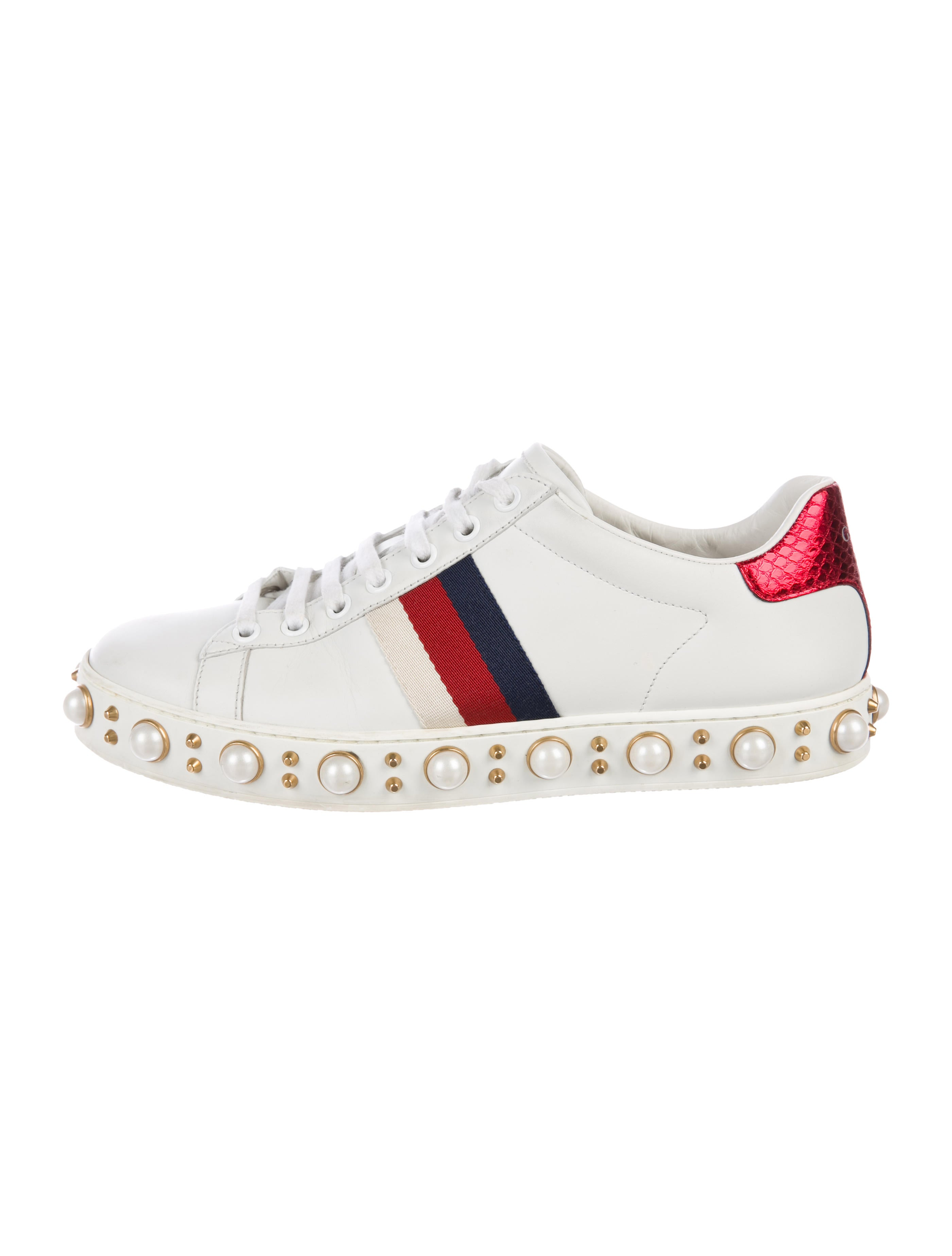 2018 Ace Studded Sneakers