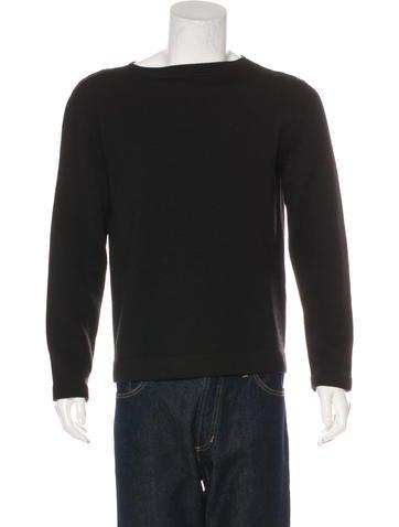 Gucci Wool Crew Neck Sweater None