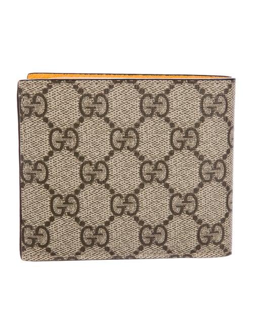 65dda1f71af1 Gucci 2018 Neo Vintage GG Supreme Wallet - Accessories - GUC196846 ...