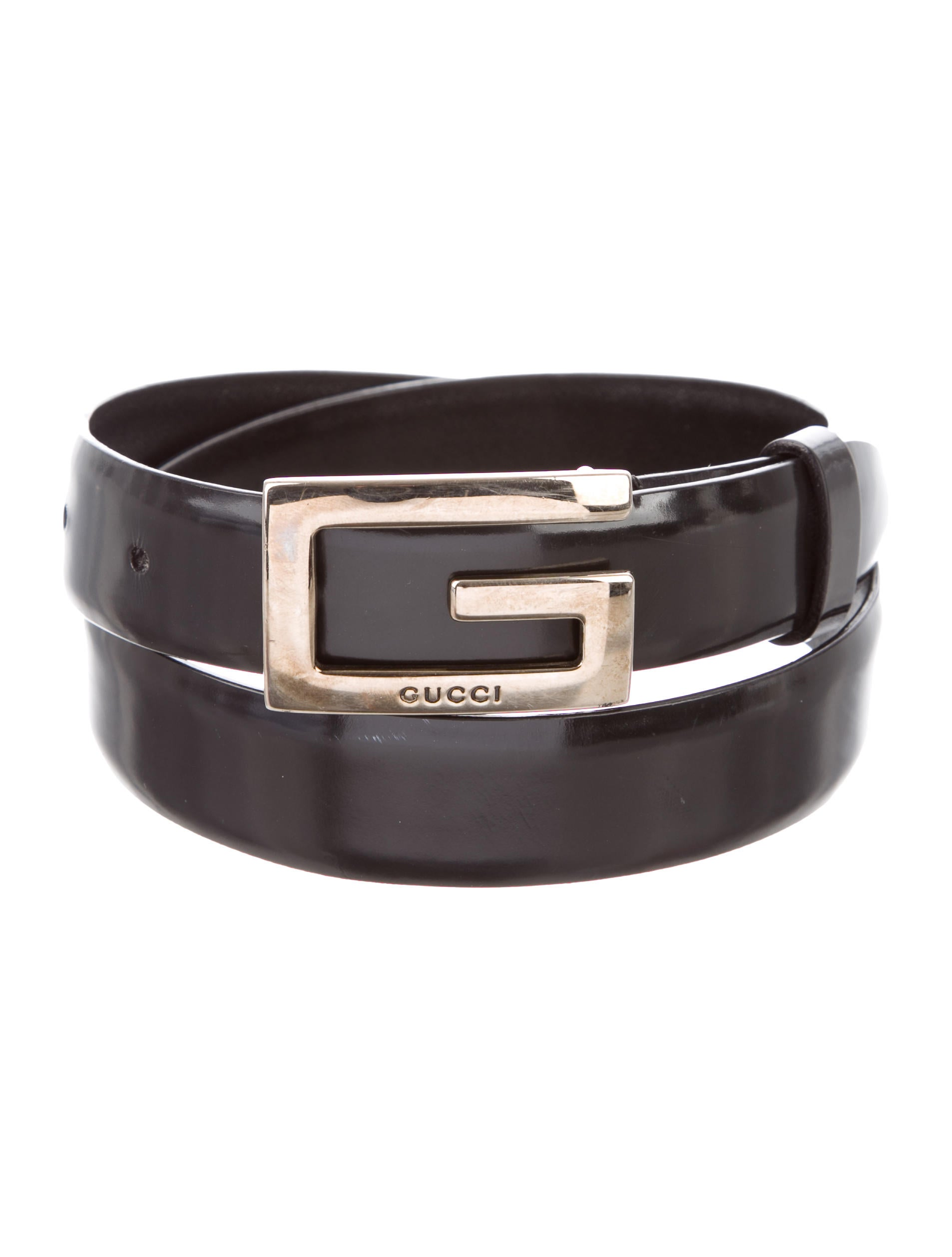 ee47dc4c8a8 Gucci Leather Buckle Belt - Accessories - GUC197572