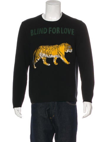 Gucci 2017 Blind For Love Sweater None