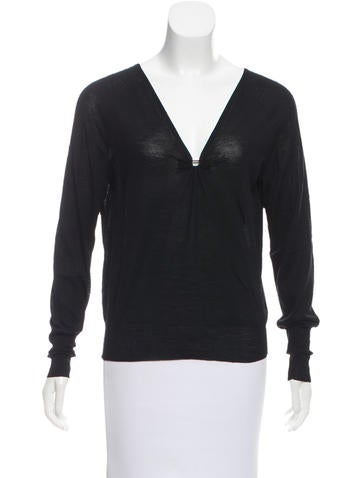 Gucci Wool Knit Sweater None
