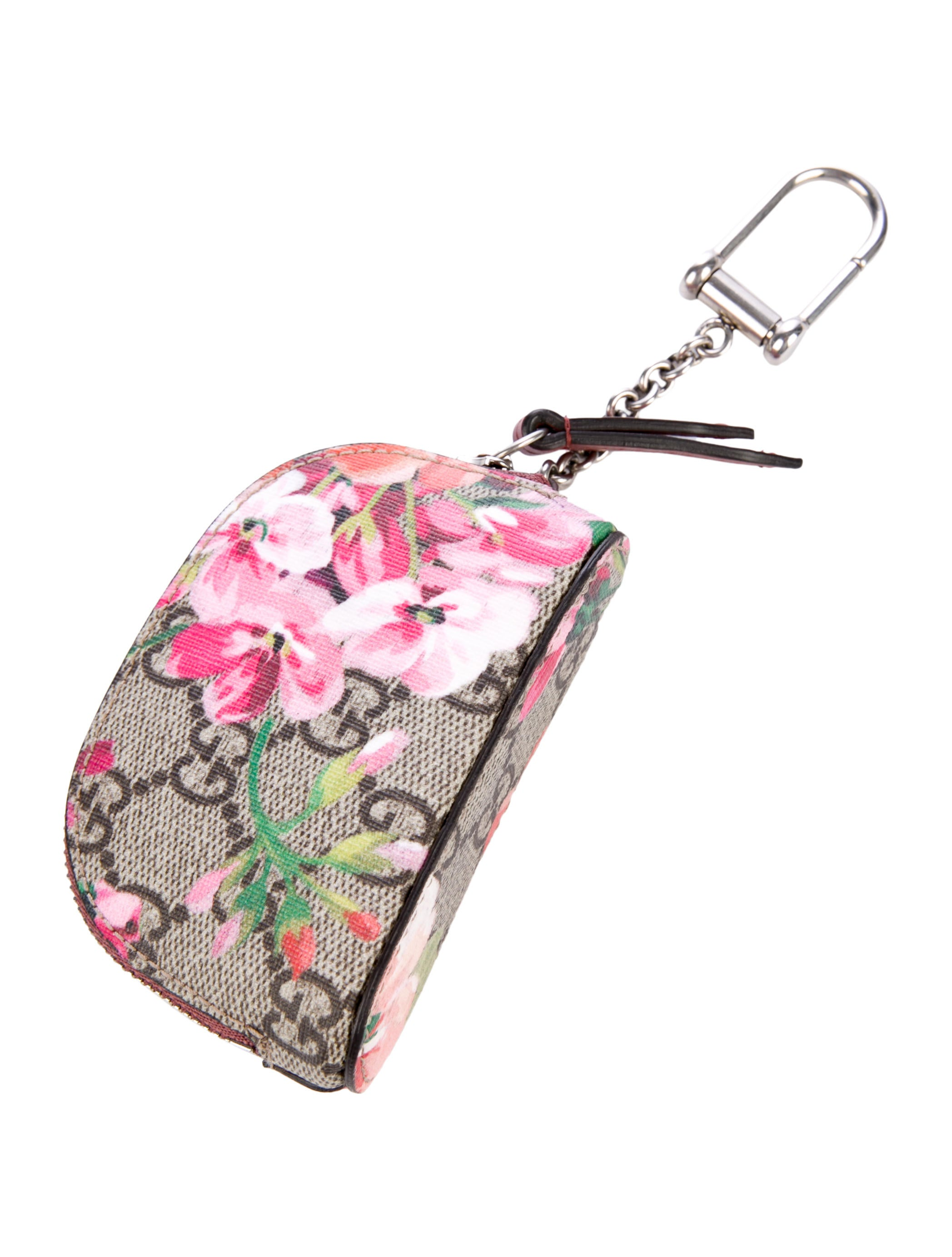 77e1c1a7c3ae Gucci GG Blooms Keychain - Accessories - GUC203771 | The RealReal